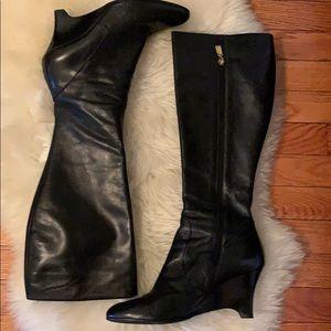 Bruno Magli knee high boots